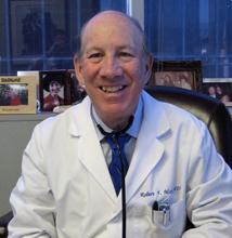 Robert F. Meth, M.D., FCCP, FACA, FACP, QME