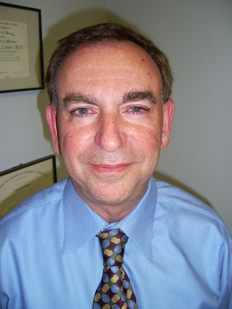 Arthur E. Lipper, M.D., QME